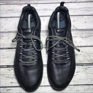 Ecco Biom Fjuel Black Sneakers